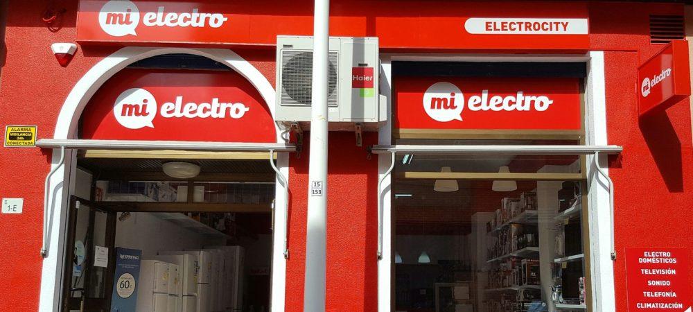 ELECTRODOMÉSTICOS ELECTROCITY