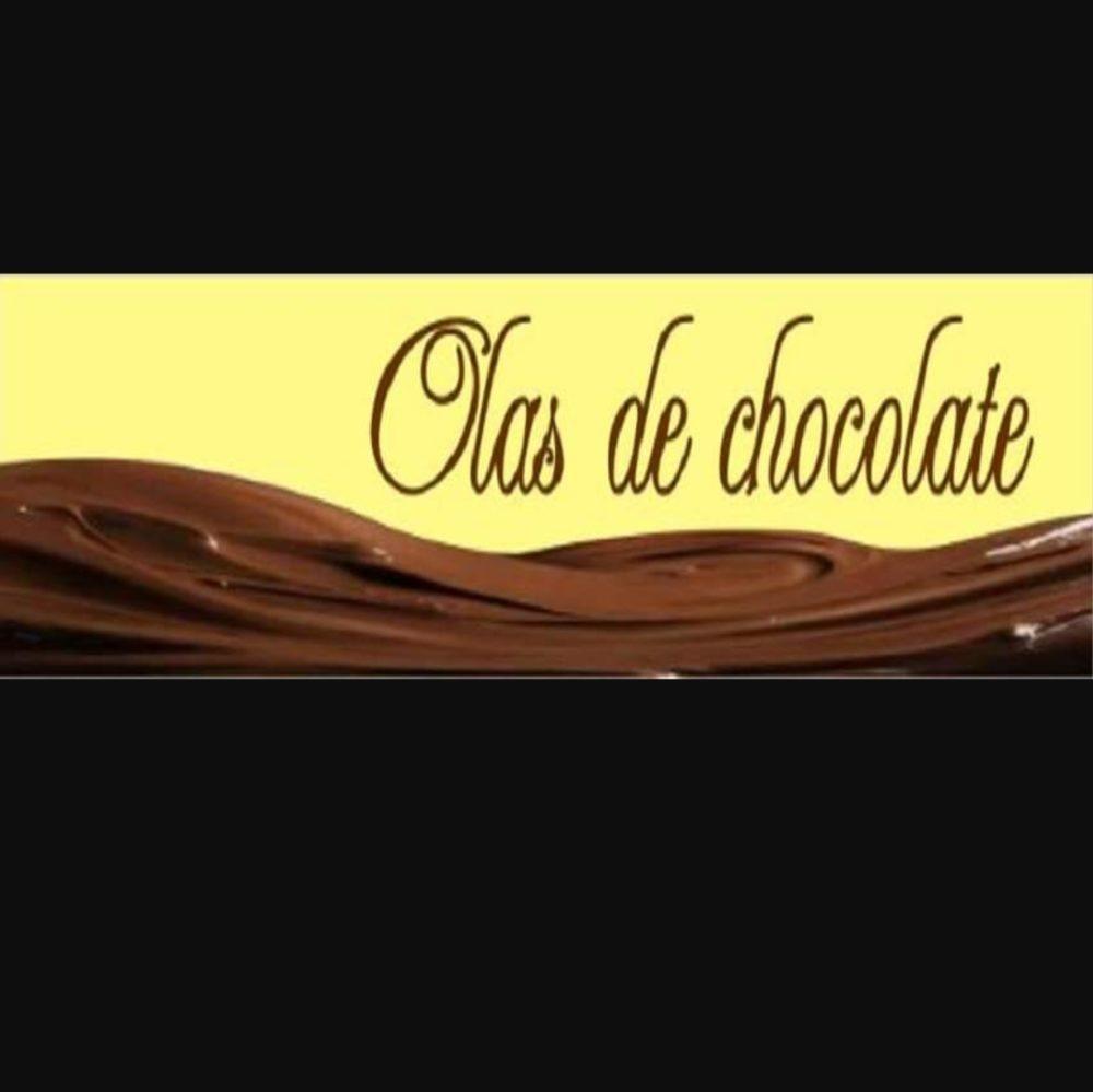 OLAS DE CHOCOLATE